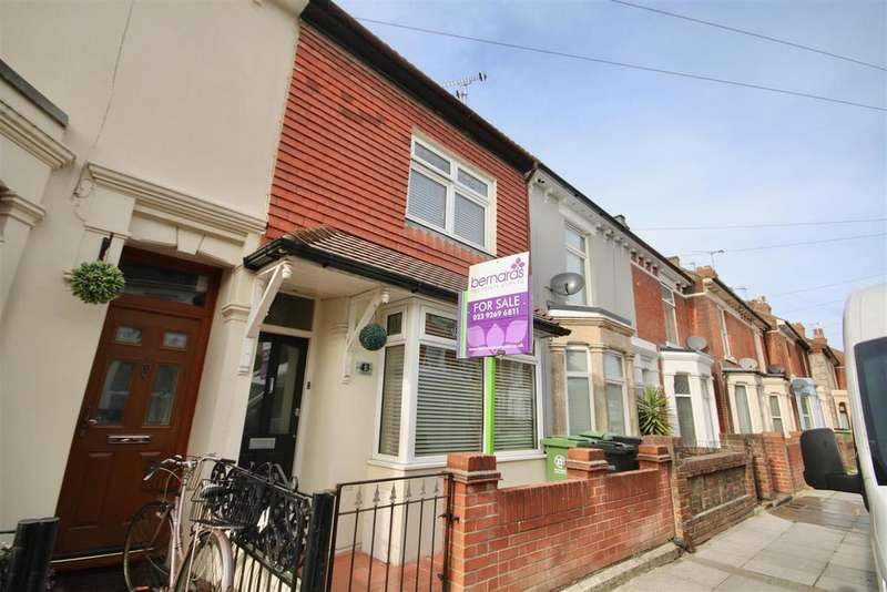 3 Bedrooms Terraced House for sale in Tennyson Road, Portsmouth