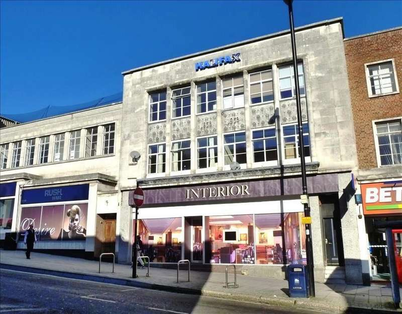 2 Bedrooms Flat for sale in Hanover Buildings, Southampton, SO14