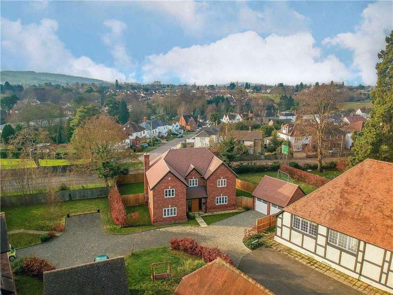 4 Bedrooms Detached House for sale in Langton Gate, London Road, Cheltenham, Gloucestershire, GL52
