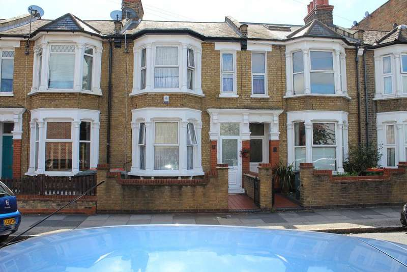 3 Bedrooms Terraced House for sale in Deanery Road, London, E15