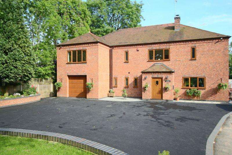 5 Bedrooms Detached House for sale in Cheadle Road, Blythe Bridge, Stoke-On-Trent