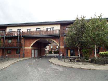2 Bedrooms Flat for sale in Water Street, Radcliffe, Manchester, Greater Manchester