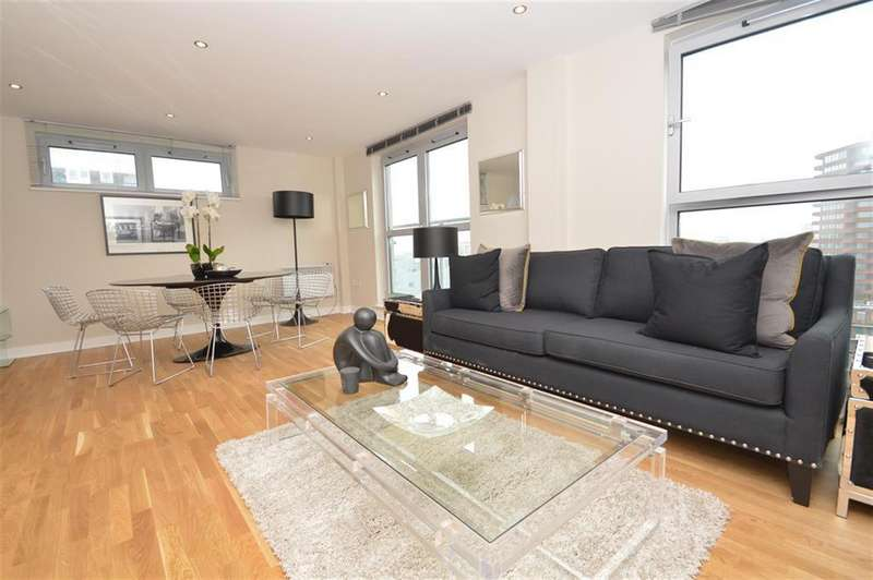3 Bedrooms Apartment Flat for sale in Balmes Road, London, N1