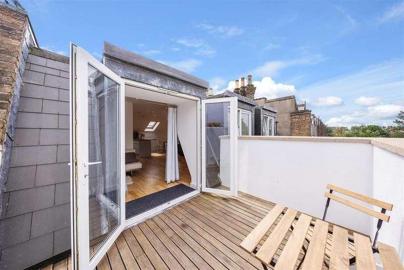2 Bedrooms Flat for sale in Fernlea Road, SW12