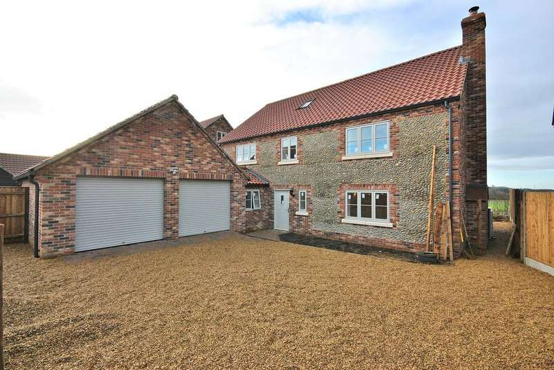 6 Bedrooms Detached House for sale in Castle Acre