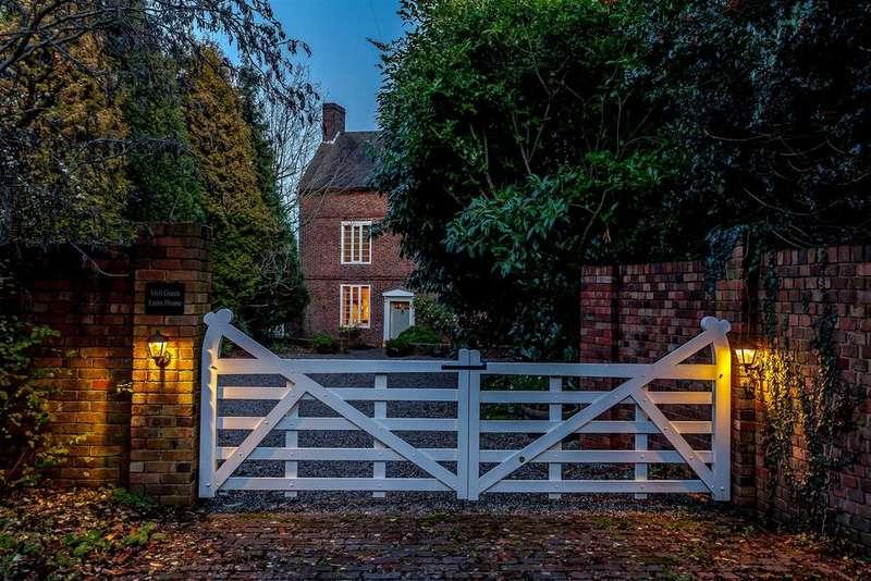 6 Bedrooms Detached House for sale in Mill Lane, Aldridge,