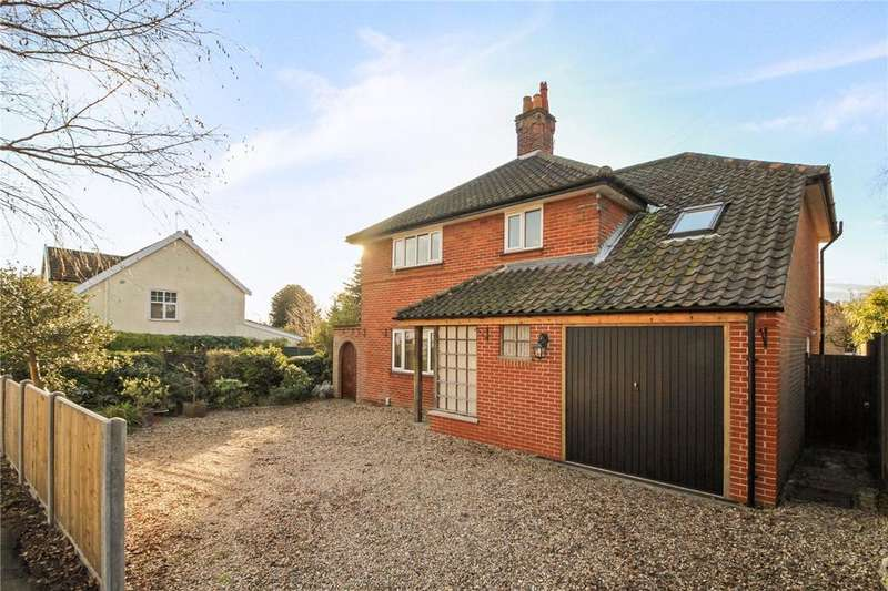 4 Bedrooms Detached House for sale in Hillside Road, Thorpe St Andrew, Norwich, Norfolk, NR7