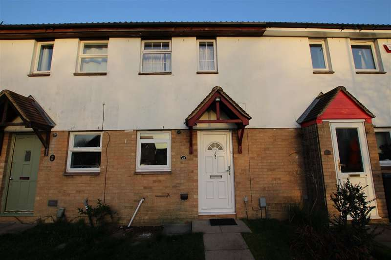 2 Bedrooms Terraced House for sale in Constable Close, Houghton Regis, Dunstable