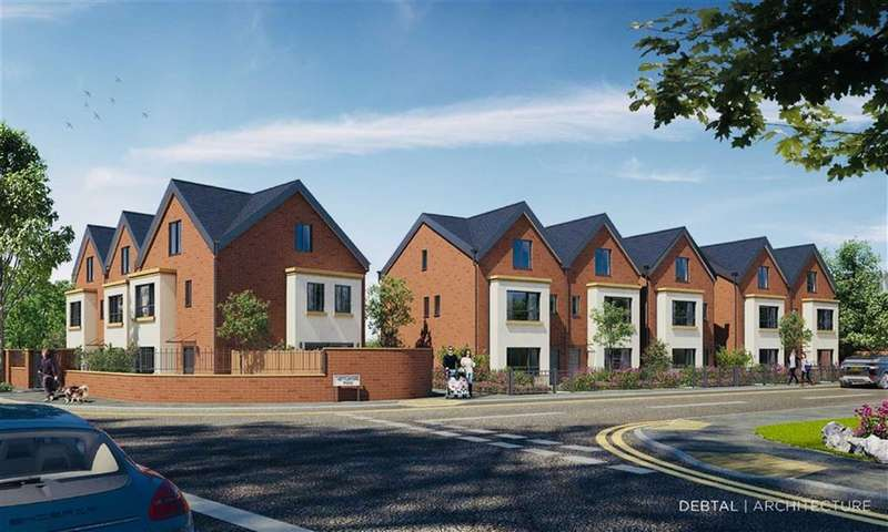 4 Bedrooms Semi Detached House for sale in Kingsbrook Road, Whalley Range, Manchester, M16