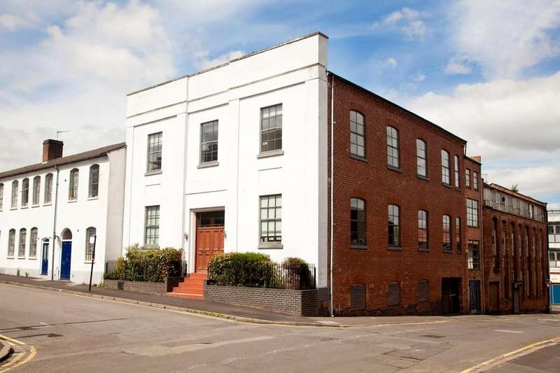 1 Bedroom Penthouse Flat for sale in Apartment 4, 101 Bath Street