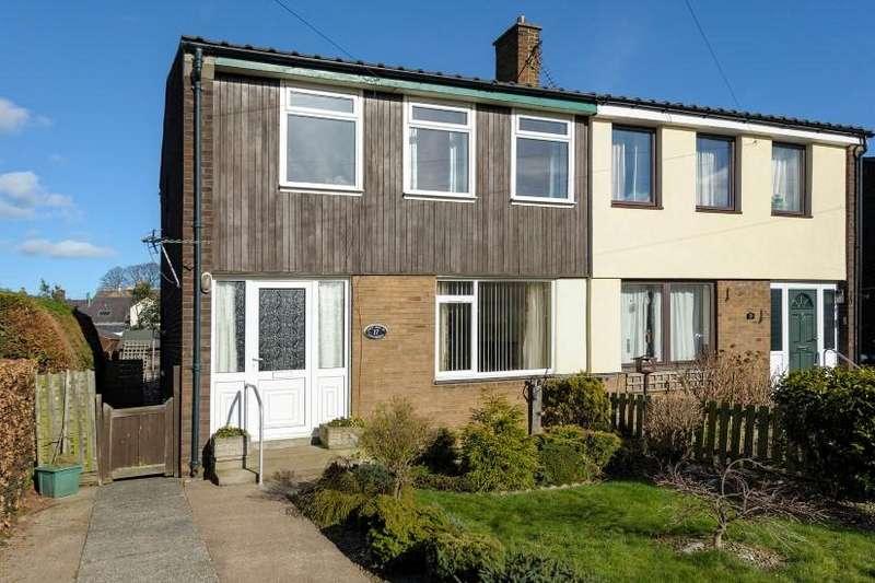 3 Bedrooms Semi Detached House for sale in 17 Burnside