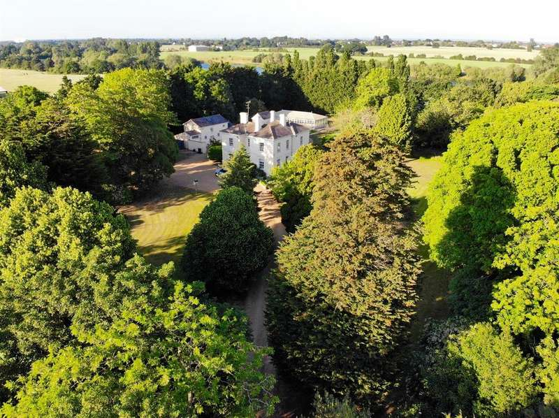 6 Bedrooms Detached House for sale in Reddings lane, Asheldham, Southminster