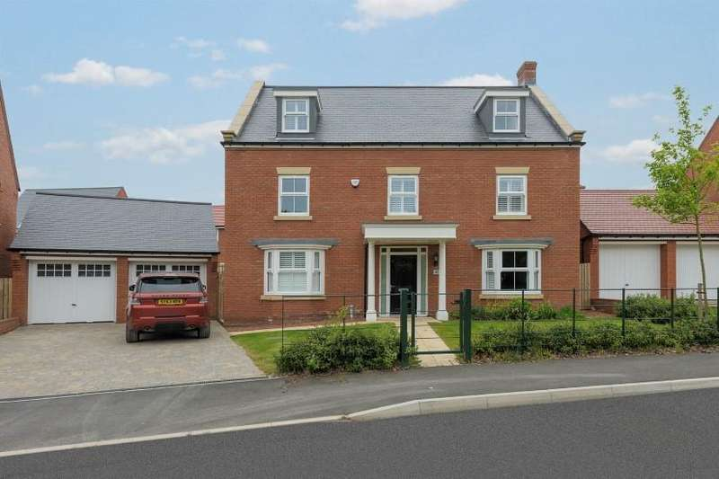 5 Bedrooms House for sale in Richardby Crescent, Mount Oswald, Durham
