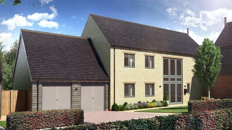 3 Bedrooms Detached House for sale in Spring Lane, Great Horwood