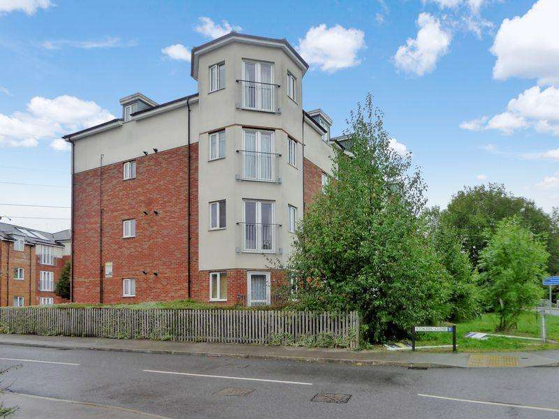 2 Bedrooms Apartment Flat for sale in Stokers Close, Dunstable