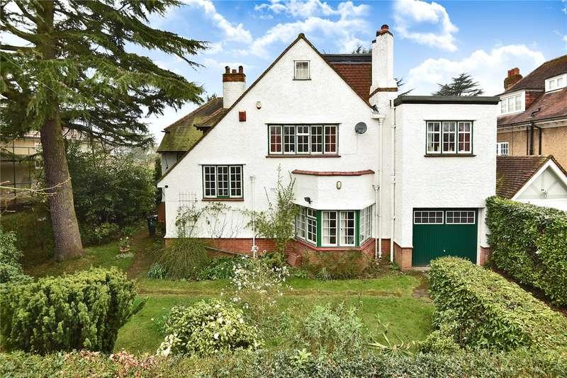 6 Bedrooms Detached House for sale in Latchmoor Grove, Gerrards Cross, Buckinghamshire, SL9