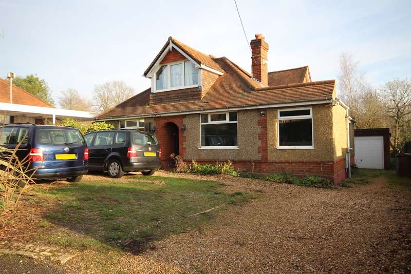 4 Bedrooms Detached House for sale in Murrell Hill Lane, Binfield RG42