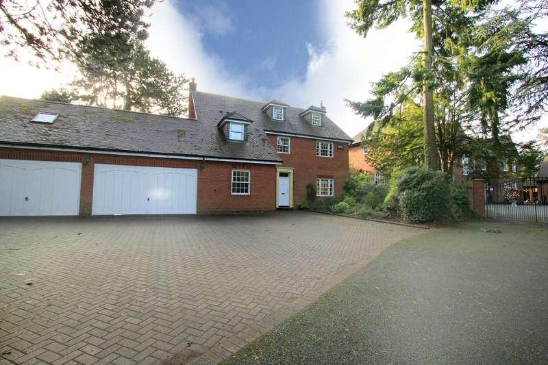 5 Bedrooms Detached House for sale in Racecourse Lane, Pedmore, Stourbridge, DY8