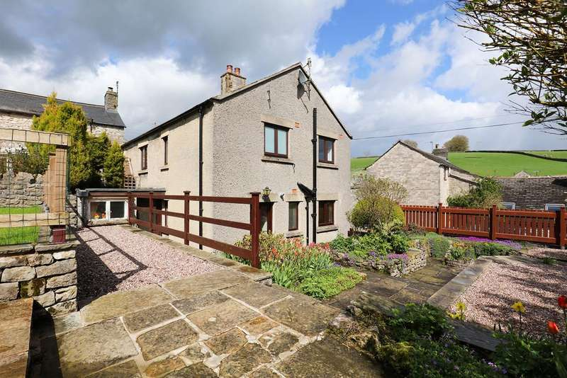 3 Bedrooms Semi Detached House for sale in Gordon Road, Tideswell