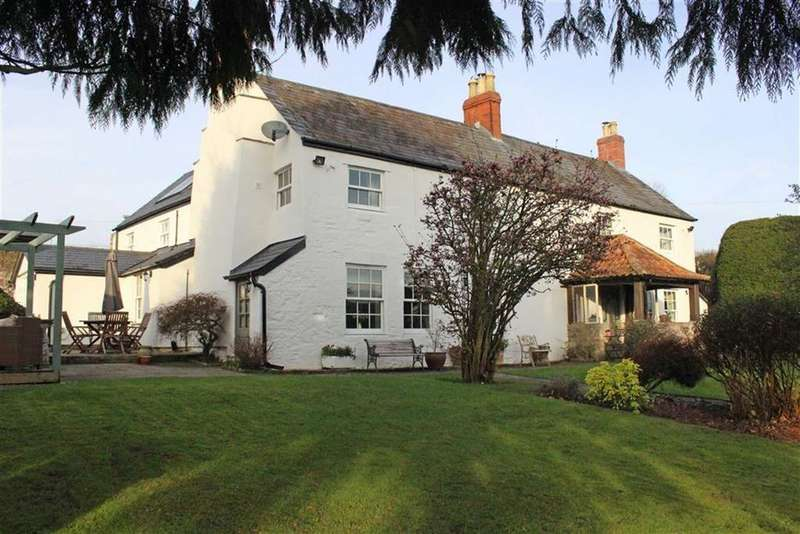4 Bedrooms Detached House for sale in Goodrich