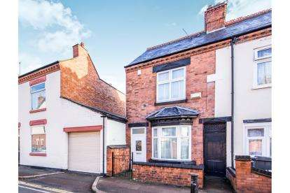 2 Bedrooms End Of Terrace House for sale in Duxbury Road, Leicester, Leicestershire