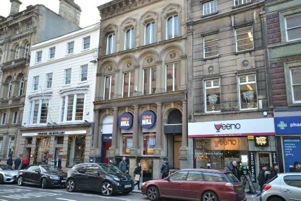 2 Bedrooms Apartment Flat for sale in Mason House, 48 Castle Street, Liverpool