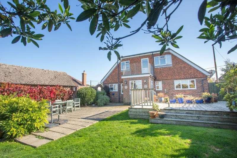 3 Bedrooms Detached House for sale in Cowbeech Road, Cowbeech, East Sussex, BN27 4JD