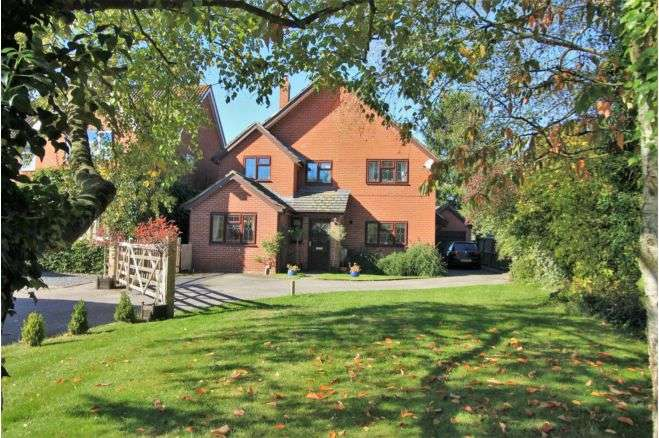 4 Bedrooms Detached House for sale in Wellington, WELLINGTON, Herefordshire, HR4