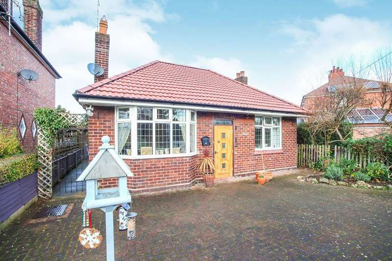 2 Bedrooms Detached Bungalow for sale in Rilshaw Lane, Winsford, CW7