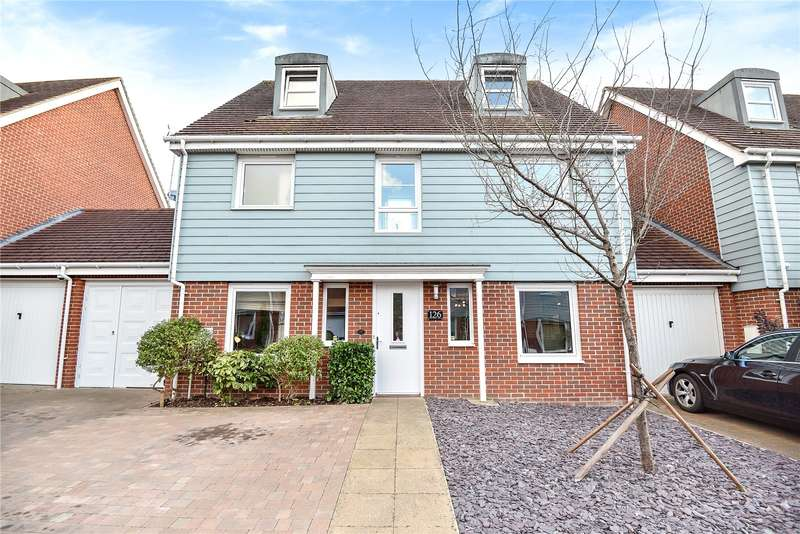 5 Bedrooms Detached House for sale in Wraysbury Drive, Yiewsley, West Drayton, Middlesex, UB7