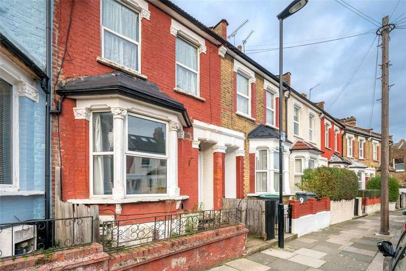 3 Bedrooms Terraced House for sale in Alton Road, London, N17
