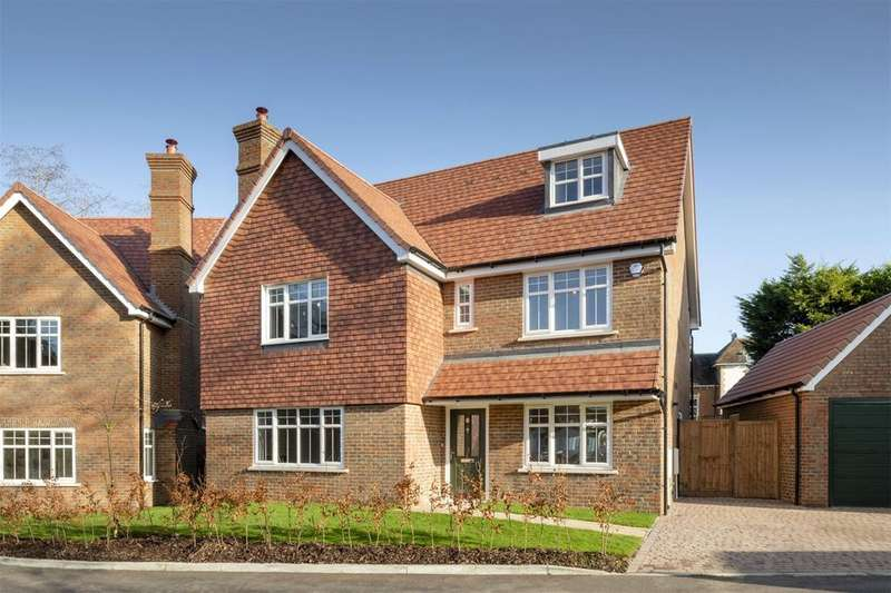 5 Bedrooms Detached House for sale in Rocks Hollow, Southborough, Tunbridge Wells, Kent