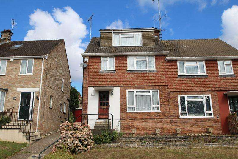 4 Bedrooms Semi Detached House for sale in Hazlemere