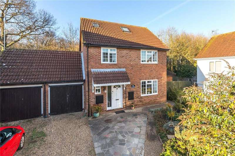 5 Bedrooms Link Detached House for sale in Highview Gardens, St. Albans, Hertfordshire