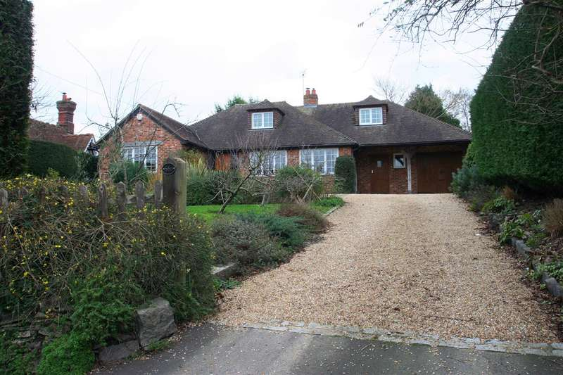 5 Bedrooms Detached House for sale in The Street, Old Basing, Hampshire