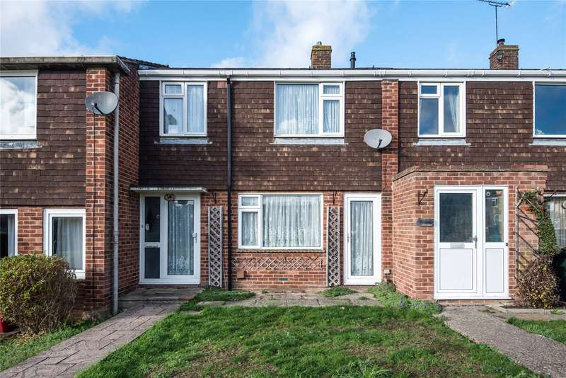 3 Bedrooms Terraced House for sale in Margaret Close, Reading, Berkshire, RG2