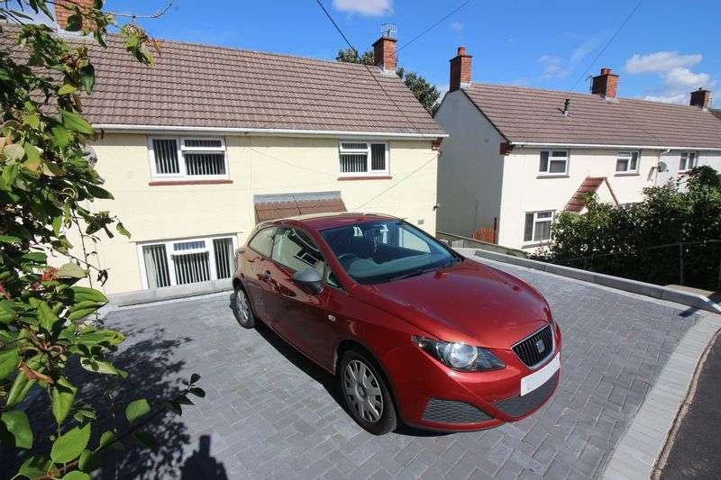 3 Bedrooms Property for sale in Lodway Close Pill, Bristol