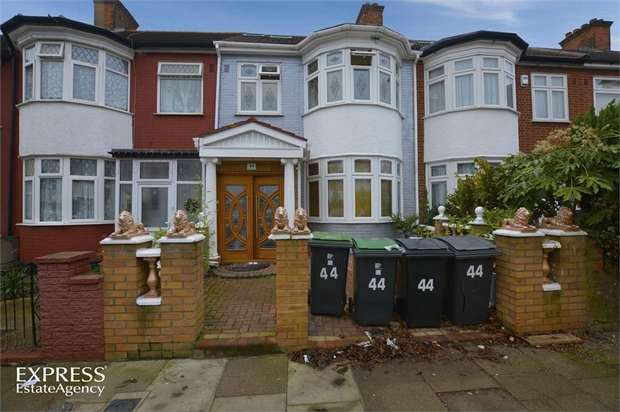 5 Bedrooms Terraced House for sale in Stirling Road, London