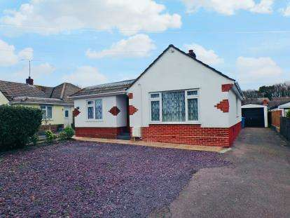 3 Bedrooms Bungalow for sale in Upton, Poole, Dorset