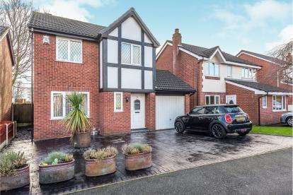 3 Bedrooms Detached House for sale in Yellow Brook Close, Aspull, Wigan, Greater Manchester, WN2