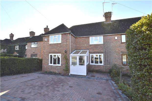 3 Bedrooms Semi Detached House for sale in Spenser Road, CHELTENHAM, Gloucestershire, GL51 7EA