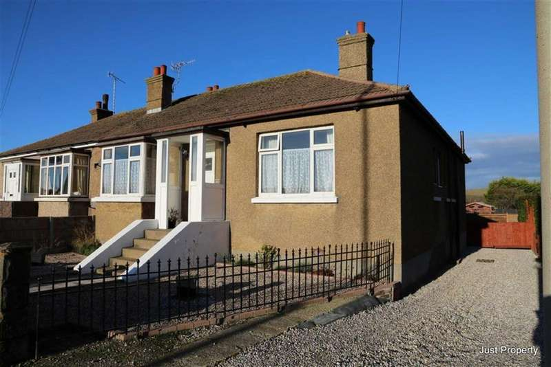 3 Bedrooms Semi Detached Bungalow for sale in Bexhill Road, St Leonards On Sea