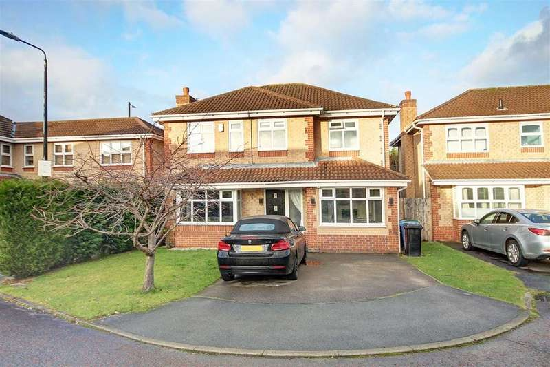 4 Bedrooms Detached House for sale in Cherry Tree Close, Timperley, Cheshire