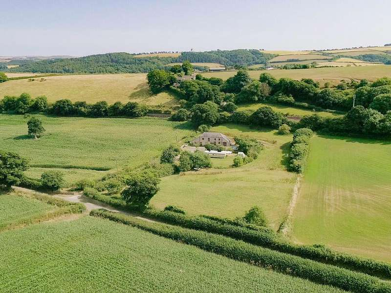 4 Bedrooms Barn Conversion Character Property for sale in St Germans, Nr. Liskeard