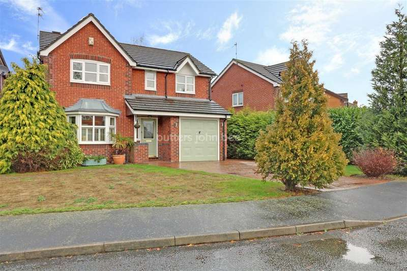4 Bedrooms Detached House for sale in Fernleigh Close Winsford