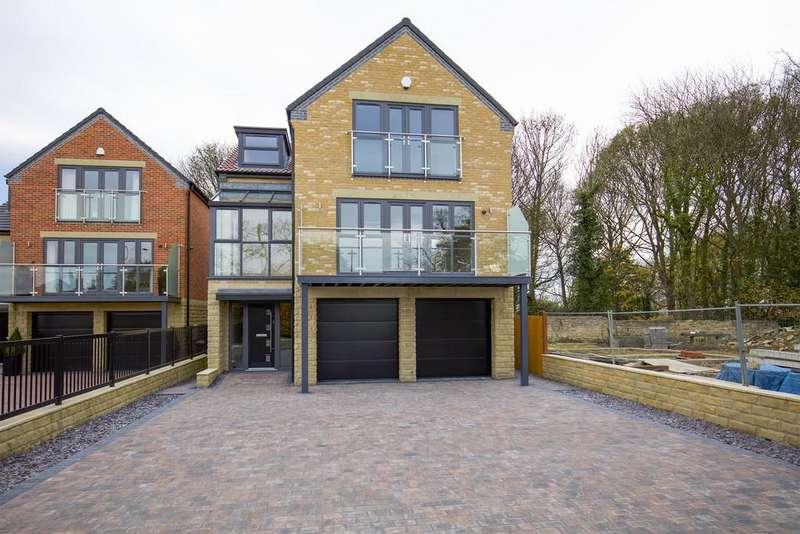 5 Bedrooms Detached House for sale in Kiveton Lane, Todwick