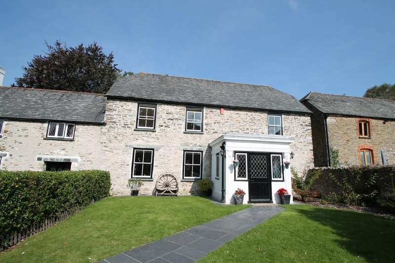 4 Bedrooms Farm House Character Property for sale in Larkham Lane, Plympton