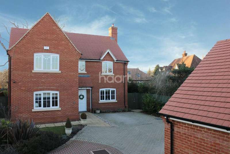 4 Bedrooms Detached House for sale in Arundel Gardens, Bromham