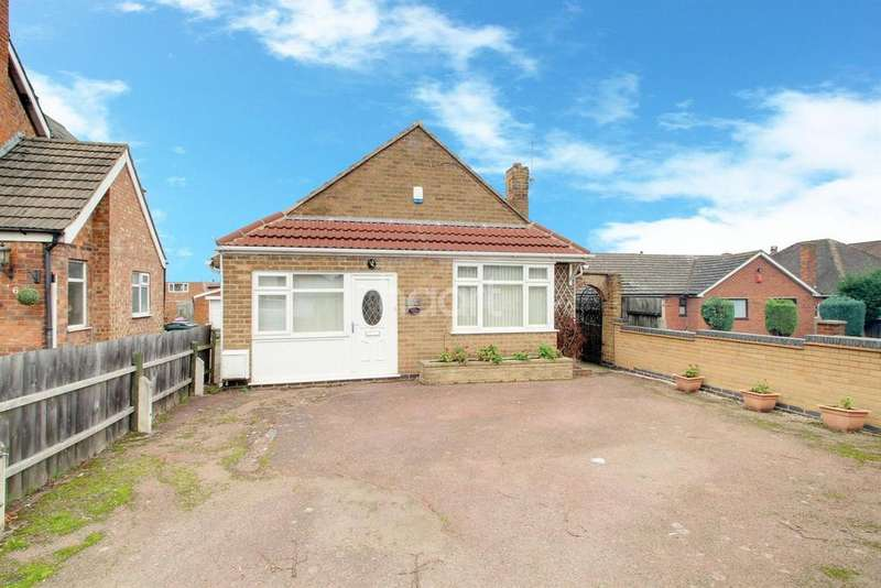 2 Bedrooms Bungalow for sale in Humberstone Lane, Thurmaston, Leicester