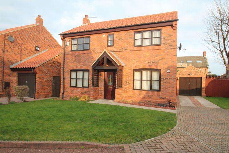 3 Bedrooms Detached House for sale in Blacksmiths Close, Eston